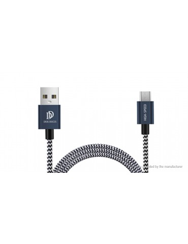 DUX DUCIS Micro-USB to USB 2.0 Braided Data Sync / Charging Cable (2 Pieces)