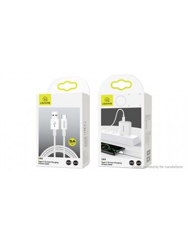 Authentic USAMS US-SJ408 USB-C to USB 2.0 Data & Charging Cable (120cm)