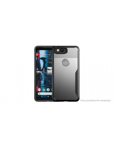 LUOYA TPU + PC Protective Back Case Cover for Google Pixel 2 XL