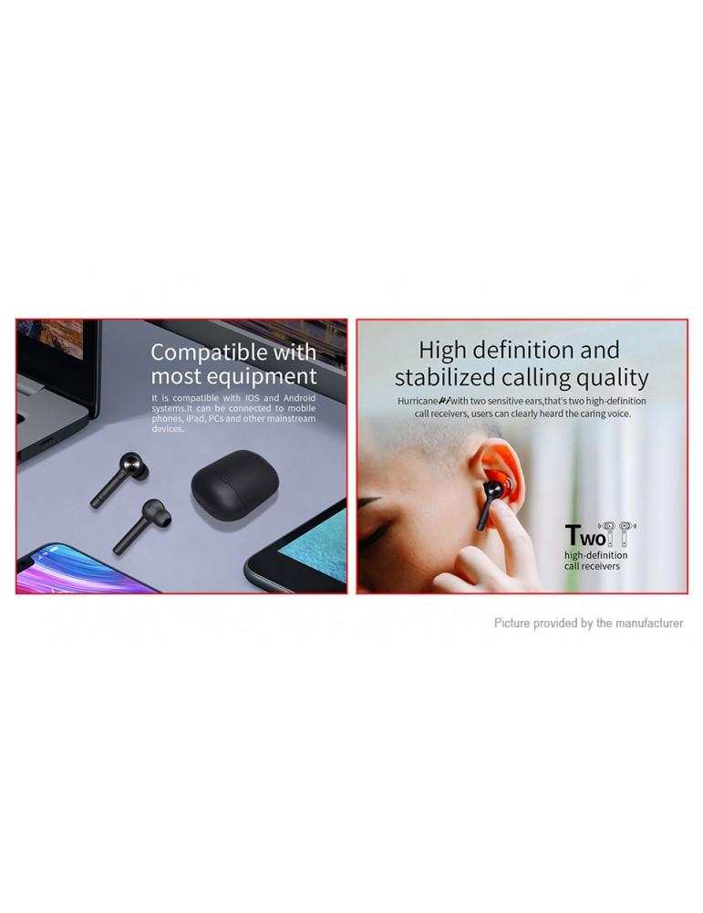 Authentic Bluedio Hi Bluetooth V5.0 TWS HiFi Stereo Music Earbuds Headset