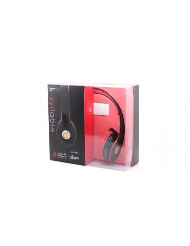 SYLLABLE G15-001 Folding Bluetooth V2.1 Stereo Headphones w/ Mic