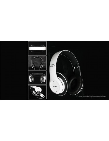 P15 Foldable Heavy Bass Bluetooth V4.0 Headset