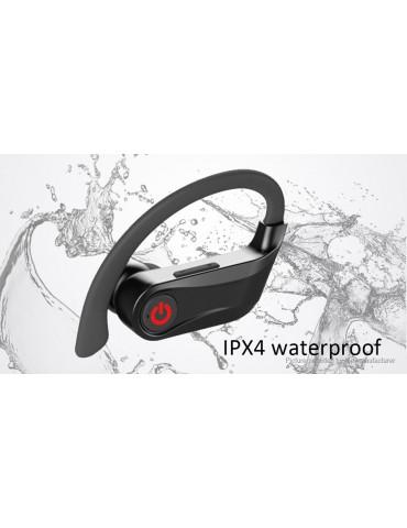Q62 TWS Bluetooth V5.0+EDR Stereo Ear-hook Headset