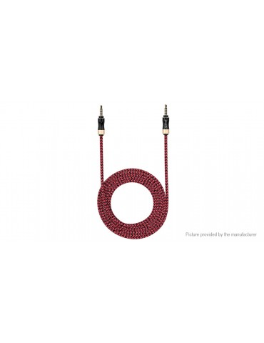 Authentic ORICO 3.5mm to 3.5mm Braided AUX Audio Cable (100cm)