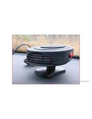 12V Car Cigarette Lighter Air Heater Cooler Fan Defroster Demister