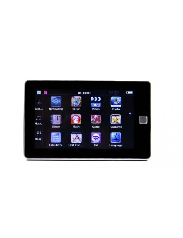 """7"""" LCD Touch Screen Windows CE NET 6.0 GPS Navigator with Europe Map"""