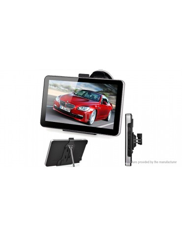 """7"""" Touch Screen Car GPS Navigator w/ North American Map"""