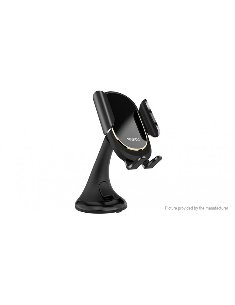 Yesido C52 Car Dashboard / Windshield Suction Cup Cell Phone Holder Stand