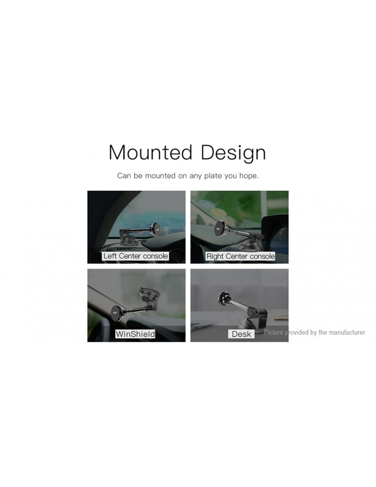 Yesido C41 Car Dashboard Windshield Sucker Mount Cell Phone Holder Stand