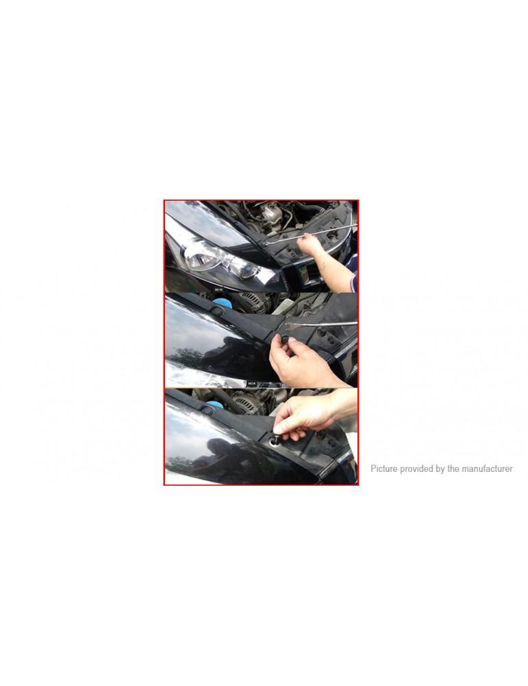 Car Door Trim Panel Universal Rivet Fasteners Retainers (100-Pack)
